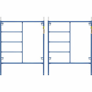 Metaltech Saferstack 6 4ft X 5ft Mason Frame 2 pack M mf7660psk2