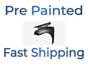 Brand New Paint To Match Left Fender For 2010 2015 Toyota Prius 1 8l