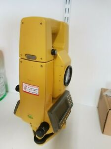 Topcon Gts 502e Total Station Surveying Calibrated With Warranty