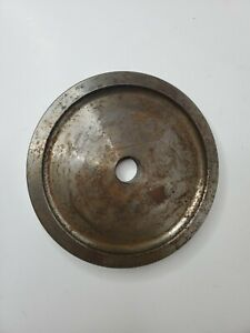 Large Backing Plate For Brake Lathe 7 3 16 To Go With Quick Chuck 1 Arbor