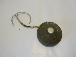 Gpw Jeep Willys Mb Small Mouth Fuel Gas Tank Cap Nos F