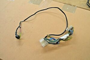 68 Datsun Roadster Floor Console Wire Harness