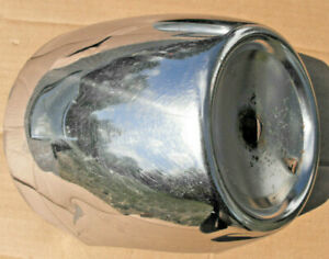 1957 Chevrolet Rh Bumper Guard Bullet Dagmar Chrome Tip Front 57 Used A