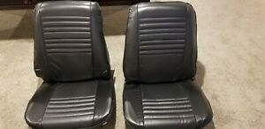 1966 1967 1968 1969 Strato Chevelle Bucket Seats A Body
