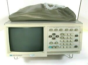 Hp Hewlett Packard 1630d Logic Analyzer W Probes Good Working