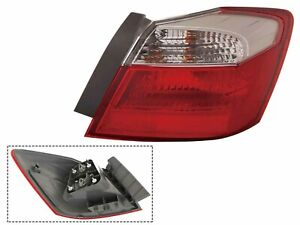 Tail Light Replacement For 2013 Accord Ex Lx Sport Sedan Right Passenger Side