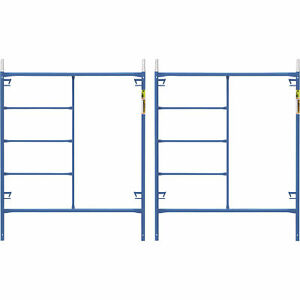 Metaltech Saferstack 6ft X 5ft Mason Frame 2 pack Model M mf7260psk2