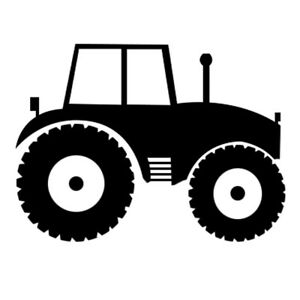 Ftw10 Tractor Hood Decal Fits Ford Fits New Holland Tw10