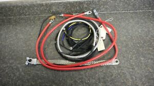 Farmall Model H Hv Wiring Harness Kit Complete W Regulator On Generator