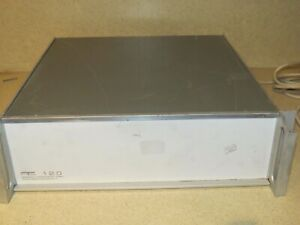 Programmed Test Sources Pts 120 Frequency Synthesizer Model 120rkn b
