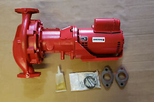 Armstrong Pump H 64 1bf 1 1 2 Cast Iron Bronze fitted Circulator Pump 3 4 Hp