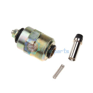Fuel Solenoid Switch 9971792 2852741 For New Holland Loader Tractor 5635 Td75d