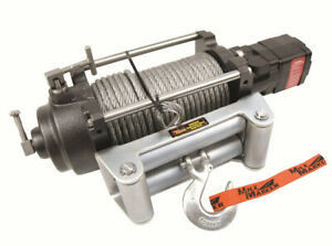 H Series Hydraulic Winch 12000 Lb Capacity 2 S