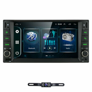 7 4 core Android 9 0 Gps Car Radio Stereo Wifi Dab for Toyota Rav4 Echo Yaris