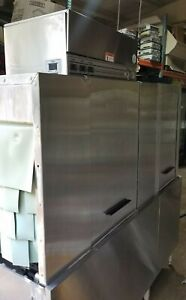 Hobart Model Crs66a Commercial Dishwasher Electric 208 60 3 Runs Right to left
