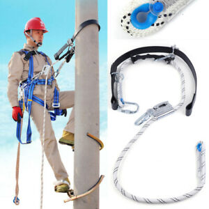 Fall Protection Construction Harness Full Body Safety Belt For Aerial Workers