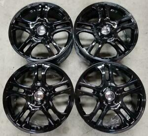 American Racing Wheels Rims 18 Inch 5x114 3 45mm Gloss Black