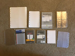Huge Lot Of Various Franklin Covey Planner Refills Brand New new Opened Items