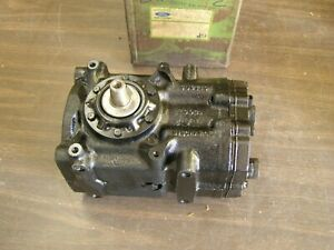 Nos Oem Ford R m 1969 1972 Ac Compressor Mustang Torino Cougar Truck 1970 1971