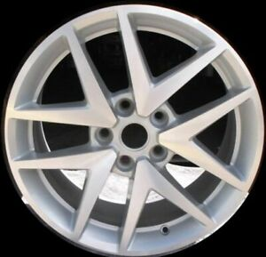 17 Oem Alloy Wheel Rim For 2010 2011 2012 Ford Fusion Machined Finish