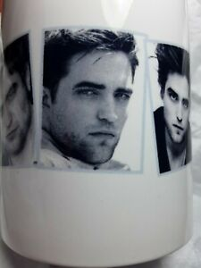Robert Pattinson (new Batman) coffee mug tea cup 8 OZ
