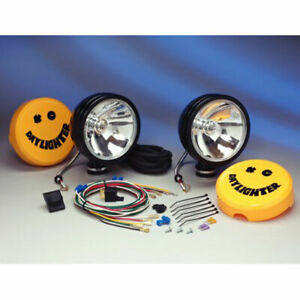 Kc Hilites 238 Daylighter 6 Round Off Road Light Kit