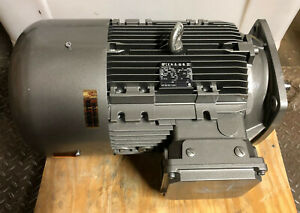 20hp Nord 230 460v 1775 Rpm Electric Motor Inverter Rated 20 Hp Sk160lh 4