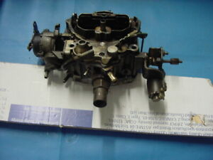 Rochester Dualjet Carburetor 17059136 78 79 Chevy Gmc Olds Pontiac 305 Engine