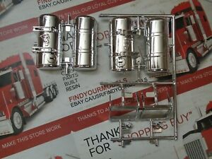 1 25 Revell Peterbilt Wrecker can do Stock Number 7541 1992 Release Parts