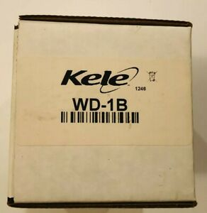 Kele Wd 1b Water Detector spdt power 11 27vac dc adjustable Detection Level
