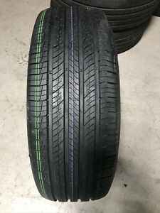 2 New 275 65 17 Hankook Dynapro Hp2 White Letter Tires