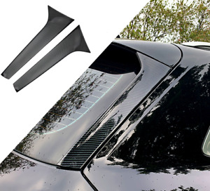 Rear Door Trunk Window Spoiler Side Moulding Cover Fit For Audi Q5 Fy 2018 2020