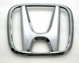 Front Grill H Emblem For Honda Accord 2003 2004 2005 2006 2007