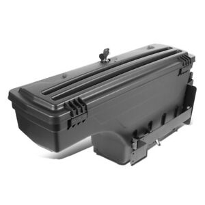 For 2002 2018 Dodge Ram Fleetside Truck Bed Wheel Well Storage Case Tool Box Lh