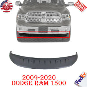 Front Lower Valance Air Deflector Textured For 2009 2020 Dodge Ram 1500