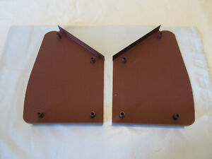 Ford Gpw Jeep Willys Mb Crash Hip Pad Metal Bracket Left Right Side