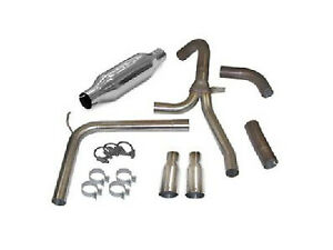 Slp 31043a Loud Mouth Ii Cat back Exhaust System