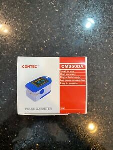 Contec Fingertip Pulse Oximeter Ships From Usa Fast Delivery