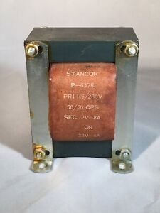Stancor Power Transformer Used