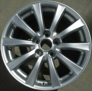 New Set Of 4 17 Alloy Wheels For 2006 2008 Lexus Is250 Is350