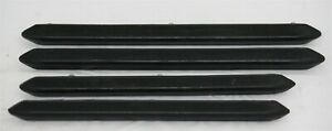 New Mopar 1970 Coronet Charger Bumper Guard Cushions