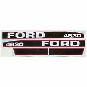 Decal Set Ford 4630
