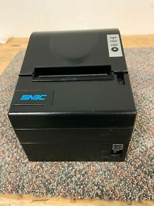 Snbc Btp r880np Thermal Pos Receipt Printer With Power Supply Usb And Ethernet