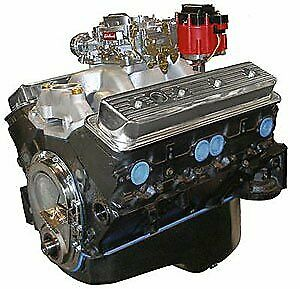 Blueprint Engines Bp3830ctc1s Small Block Chevy 383ci Dress Engine