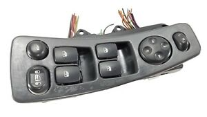 04 07 Chrysler Pacifica Left Driver Master Window Switch 04602703af Used Oem