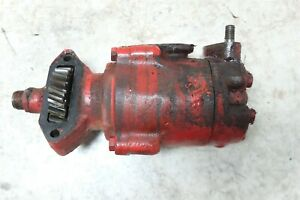 Ford Jubilee Tractor Hydraulic Oil Pump