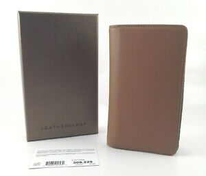Leatherology Pocket Planner Cover Cognac Tan 308 229 New free Shipping