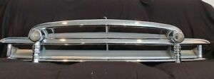 1950 Original Chevy Car Grille Triple Plated