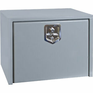 Buyers Products Steel Underbody Truck Box With Drop Door Primed 24in W