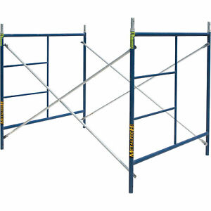 Metaltech Single Lift Scaffold Set 5ft X 5ft X 7ft m mfs606084